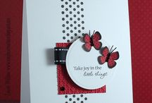 Clean and Simple Cards / by Becky Helwig