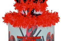 Deadpool Party / by World of Pinatas