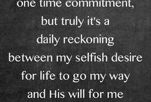 Faith / Godly encouragement for my soul.
