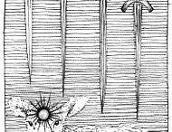 4 de Espadas - 4 of Swords