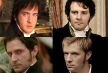 my Victorian men