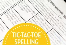 Spelling Strategies / Spelling for students with learning challenges