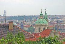 Skylines Of Europe