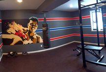 Gym re-do