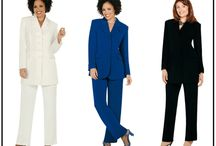 plus size suits for women