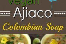 Recepten Colombia