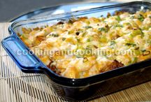Baked Savoury Dishes