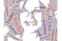 Word Clouds / Links about how to use word clouds in class - this is my first board so bear with me