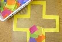 Sunday school craft ideas