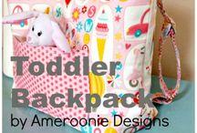 SEW: Backpack