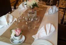 Wedding decoration ideas  / Wedding# decoration# taulun# kartano#