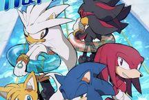 Sonic & co.