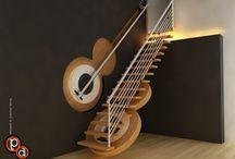 Staircase Designs / Creative staircase designs