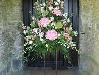 Altaar bloemen