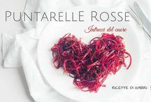 RICETTE SAN VALENTINO ( Valentine's day recipes) / Ricette per festeggiare l'amore ,con gusto e in bellezza