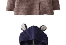 children's wear: cardigans & sweaters