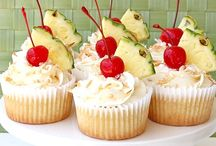 Summer Cupcake, cakes N party ideas / by Angie Marquardt