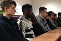 BDMA students visit Bournemouth Uni / Students get a taste of University life - they said: 'It was a great experience giving us an insight into University life.' 'It was eye opening and has shown me more options for my future.' 'It was great to hear about University life from students at Bournemouth and see the excellent facilities they have.'