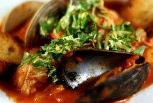Sea Food Recipes / by Dolores Aviles