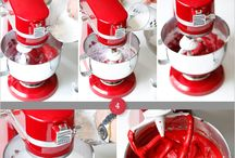 Icing, Frosting and helpful  Baking Tips
