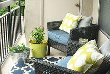 Balkony-patio