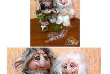куколки / о создании кукол