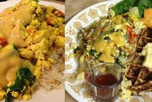 BreakfastMenu / Plum Cafe lovingly prepares full-flavored plant-based breakfasts using non GMO , local foods.  Try our new Sunday Brunch from 10:00am to 2:00pm