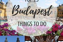 Travel: Budapest