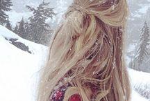 Hair styles ☄