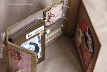 Scrapbook Mini albums