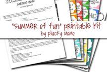 Kiddos Summer Fun / by Krista Clark