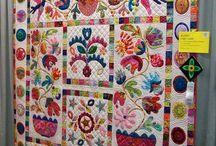 Quilts---- Applique