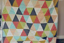 Triangel Quilt