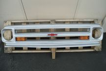 Pickup Trucks chevy c10 grille