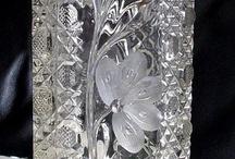 üveg kristály