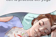 ejercicios yoga insomnio