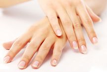 SONIA ALLEN Wedding Nails / Nail shapes, colours, designs and ideas for your wedding day.