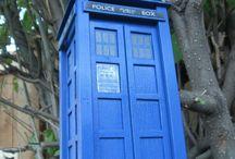 TARDIS  Stuff