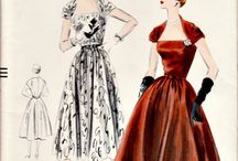 1950's / Patterns and other inspirations from the 1950's / by Adrienne Ingram