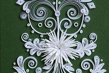 paper quilling / by Becky Crossett