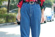 90s Fashion / 90s fashion, hair and make up inspiration