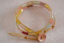 Chan Luu necklace with Swarovski beads