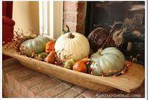Autumnal Decor / by Susan Marquez