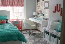 Nagy gyerekszoba / Lexi és Bianka szobája