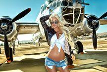 Babes aviation