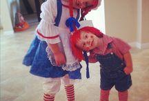 Kids Costume Ideas / by Kathi Barancik