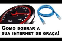 dobrar a internet