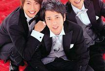 masaki&kazunari&jun 風っ子
