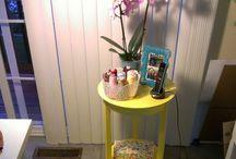 My sewing room  / https://www.facebook.com/DreamsFactoryByJeane
