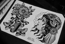 Tattoo inspiration / tattoos i like